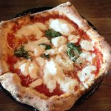 Margherita pizza lunch special at Tre Forni in Durham