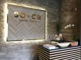 Entrance at soca