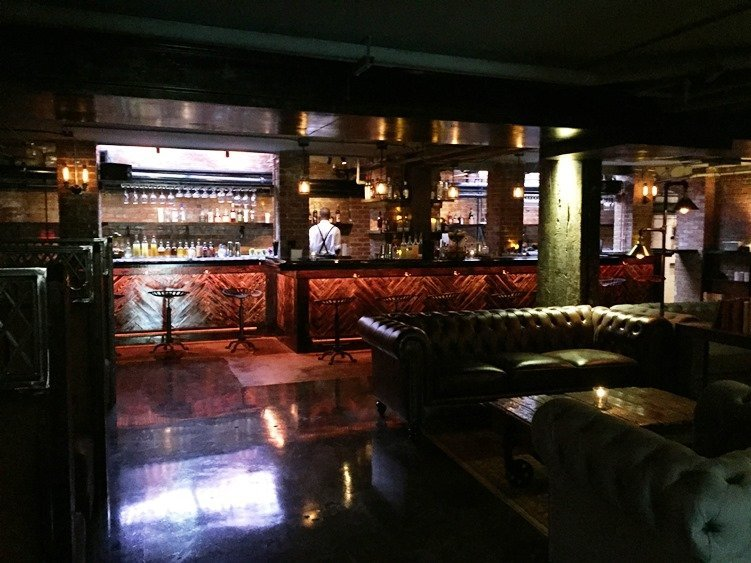 First Take Watts Amp Ward A New Speakeasy Bar For Downtown Raleigh NC Triangle Dining