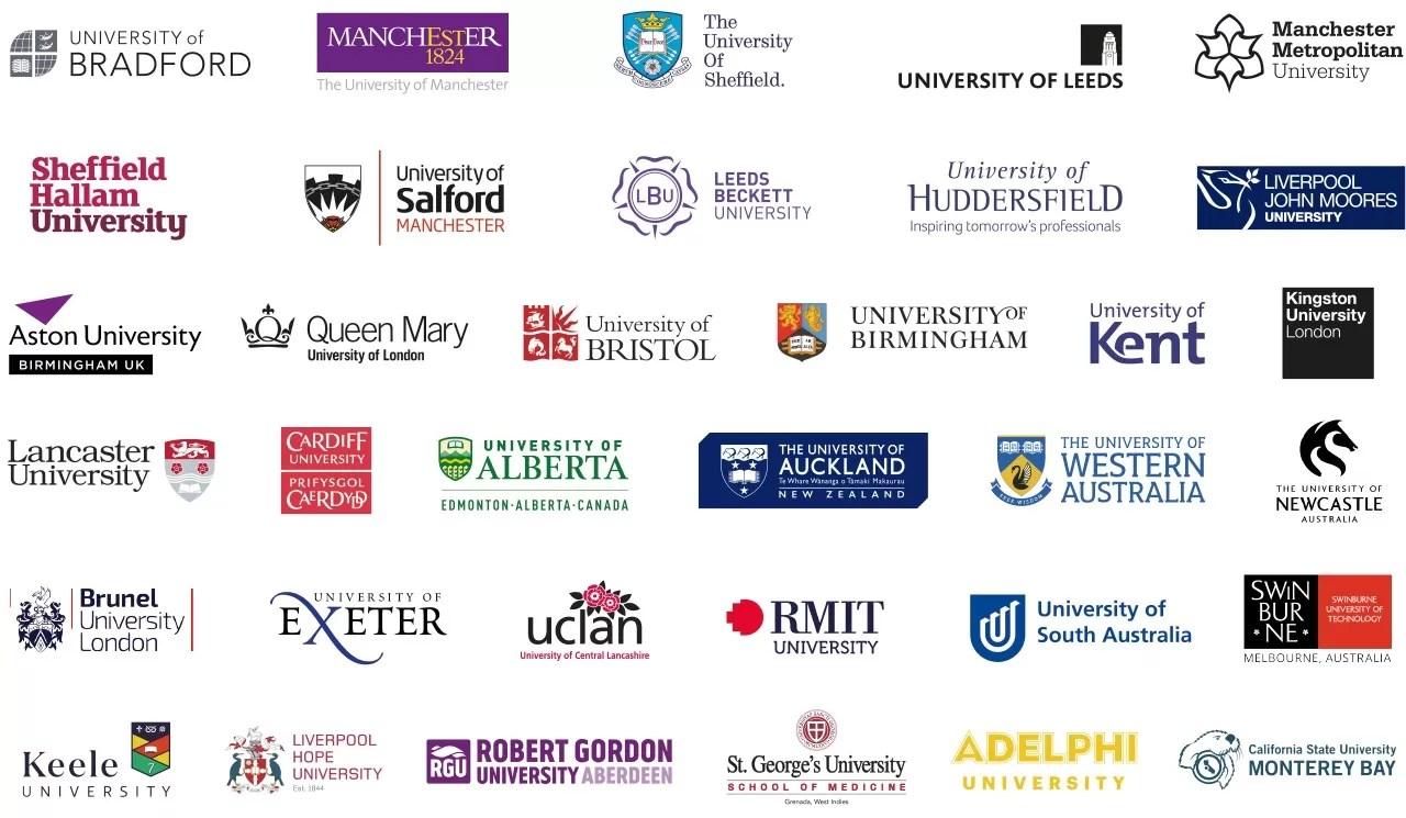 All universities July 20