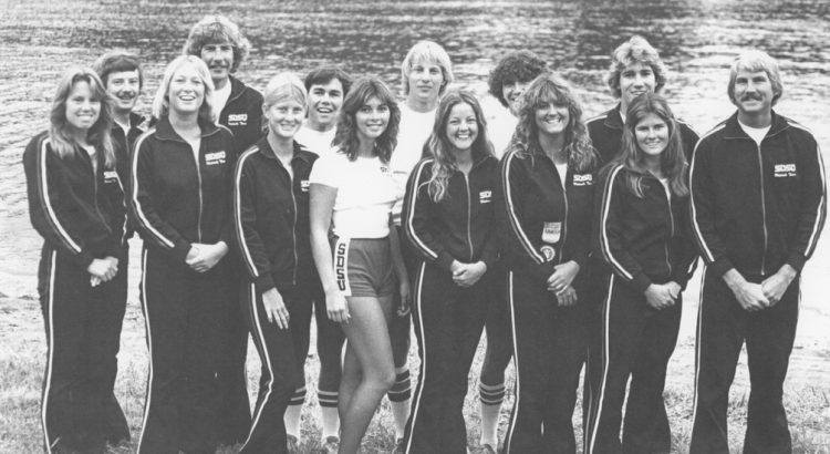 1979 NCWSA National Champions - San Diego State University