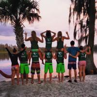 Michigan State Water Ski Team Bibs