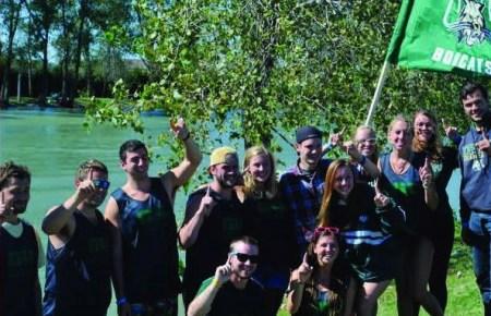 Ohio University Water Ski Team