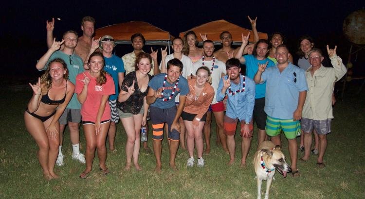 Texas Water Ski Alumni 2017