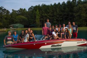 Alabama Water Ski Team 2017