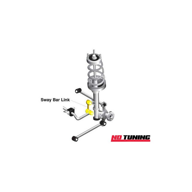 Ford Focus ST225 Whiteline Rear Sway Bar Link Assembly