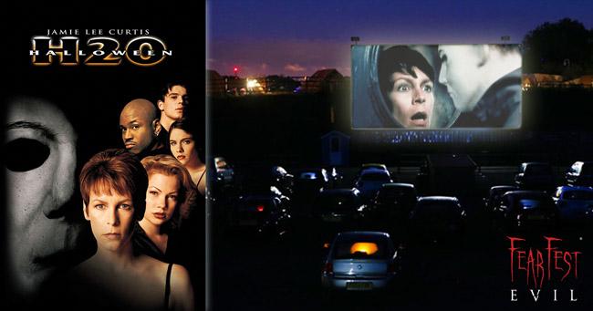 Halloween H20 Free Drive-In Screening