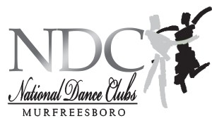 National Dance Clubs Logo