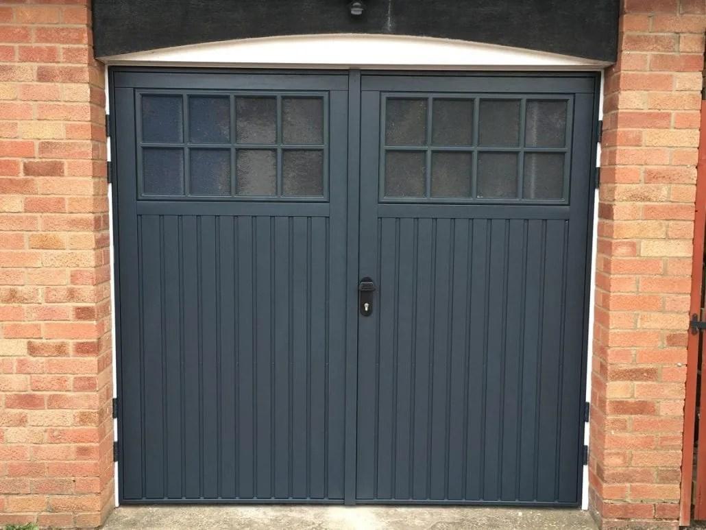 Side Hinged Garage Doors  Side Hung Garage Doors Wooden Garage Doors Garage Doors Online  UK