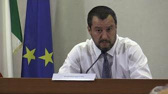 Italie : un nouveau décret-loi anti-immigration voté