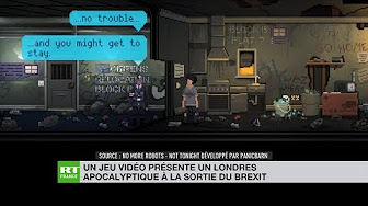 Diabolisation du Brexit : un jeu vidéo en rajoute