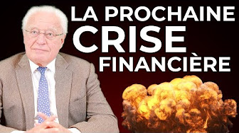 """Charles Gave : """"La prochaine crise financière commencera en Europe"""""""