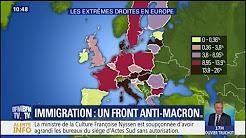 Les droites nationales et populistes européennes forment un front anti-Macron