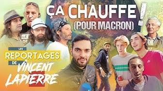 VIDÉO : Vincent Lapierre chez les anti-Macron (les internautes marginaux ET les écolos, les antifas)