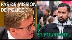 """""""Pas de mission de police"""" pour Benalla jure l'Élysée. Et pourtant..."""