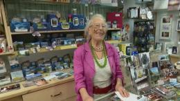 Haute-Garonne : à 100 ans, elle tient encore sa boutique !