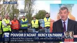 """Nicolas Doze à propos des gilets jaunes : """"Le carburant est devenu un prétexte à un refus du matraquage fiscal"""""""