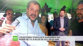 Europe : une lame de fond populiste ?