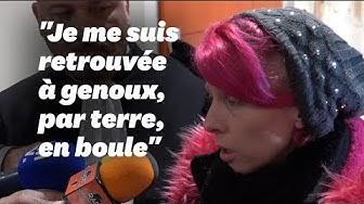 """Une Gilet Jaune : """"Christophe Dettinger m'a sauvé !"""" (VIDÉO)"""