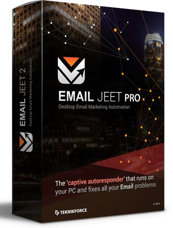 desktop email marketing solution