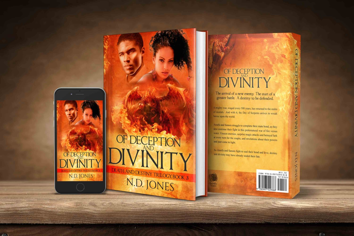 Of deception and divinity nd jones paranormal romance author of deception and divinity fandeluxe Ebook collections