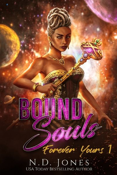 African American Paranormal Romance by ND Jones (2)