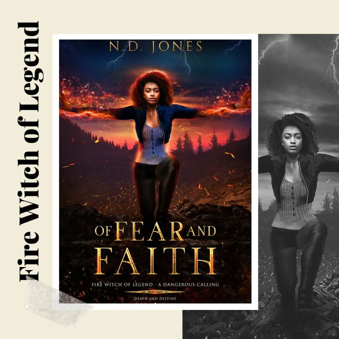 Of Fear and Faith Playlist ND Jones Paranormal Romance