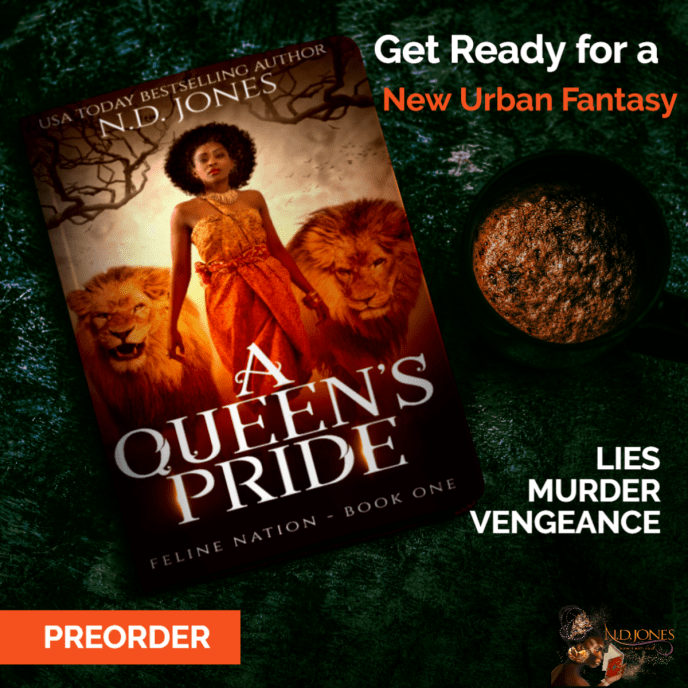 A Queens Pride Shapeshifter Romance by ND Jones