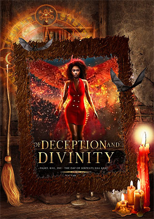 Of Deception and Divinity Witch Romance by ND Jones