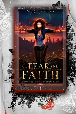 Of Fear and Faith Paranormal Romance by ND Jones (3)
