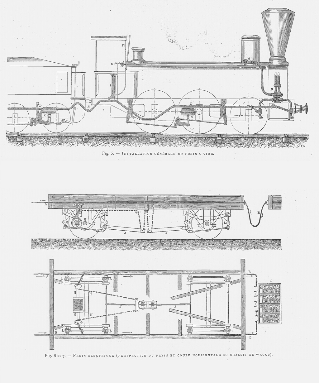 hight resolution of air compression control system and electricity control system steam locomotive