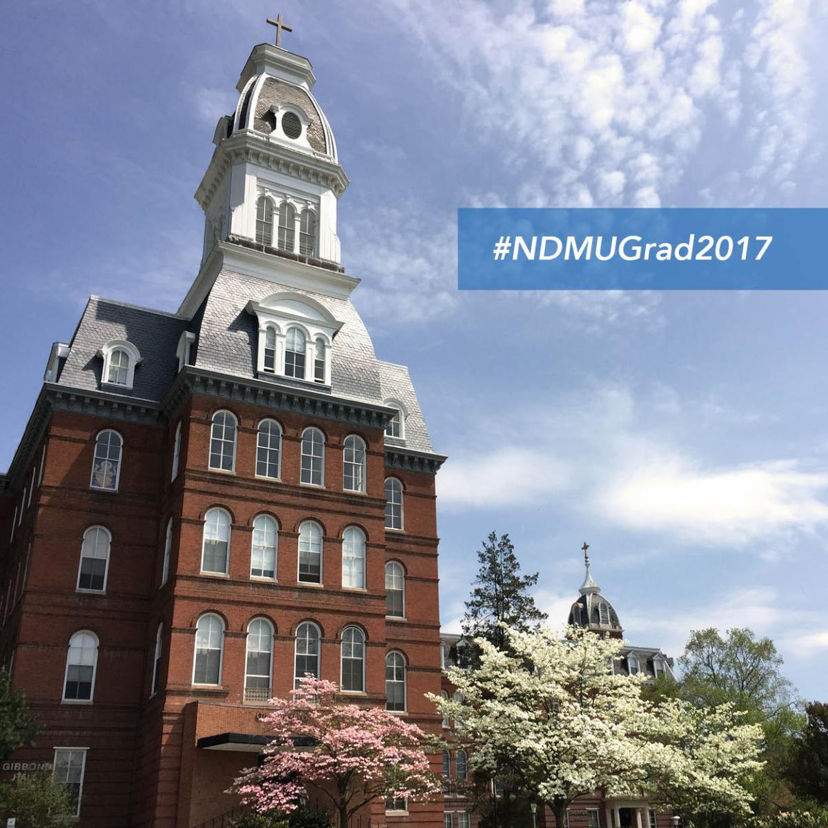 NDMUGrad2017  Notre Dame of Maryland University