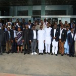 Work for a Better Country, Okowa Urges Leaders