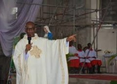 20TH ORDINATION: I Had Several Attacks, Deaf and Dumb For Seven Years-Fr. Tansi Emakpor