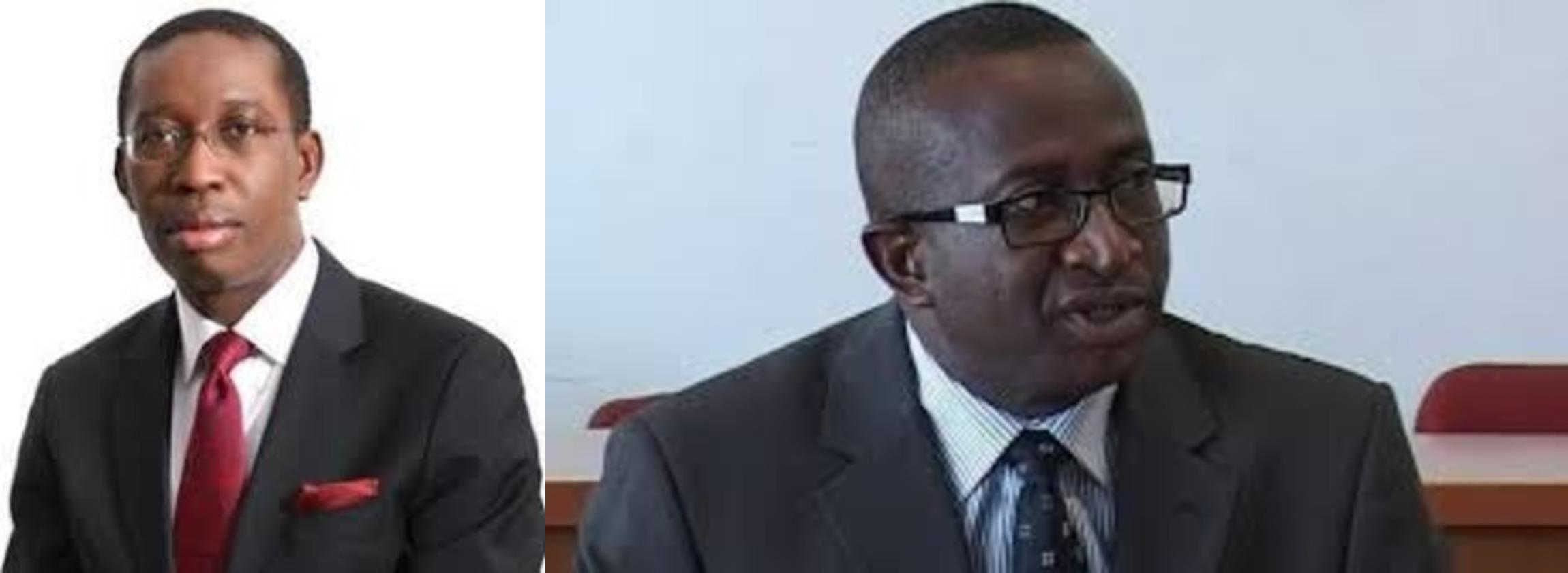 Okowa Commisurate with Ndom-Egba