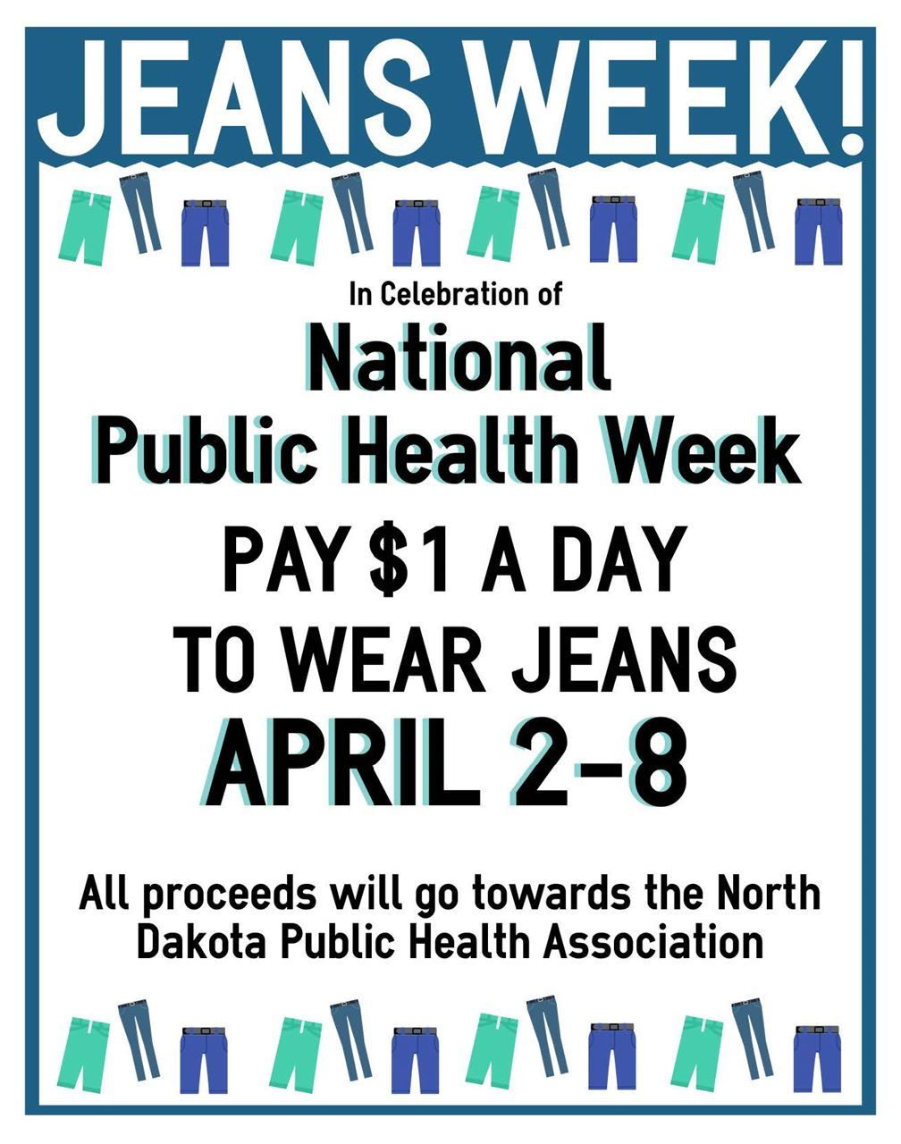 north dakota public health