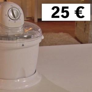 Eismaschine für 25 Euro vom NDR getestet