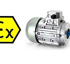 Motori elettrici ATEX Zona 2-22