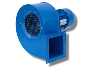 Motori elettrici IE2 per ventilatori centrifughi industriali