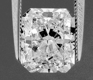 Radiant Cut Diamond Proportion