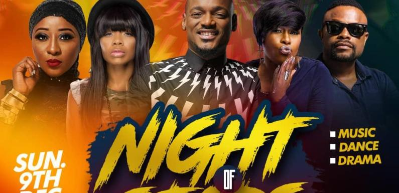 #NIGHTOFSTARS: UNVEILING THE TOP 30 CONTESTANTS FOR AKWA IBOM TALENT SHOWCASE