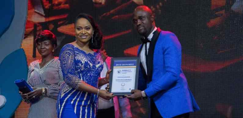 Rivers PDP Chairman, Wazobia Max TV, other bags Garden City Advancement Award (Pics)