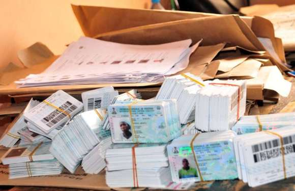 Akwa Ibom INEC Office Hijack by Hoodlums, Disappear With 2,045 Pvcs (details)