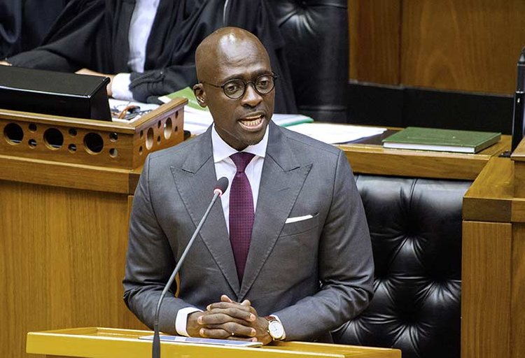 SEX SCANDAL: South African Minister Resigns 1