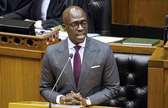 SEX SCANDAL: South African Minister Resigns
