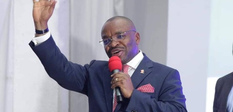 """#ISDAK2018: """"We are not Preparing you for the Future. We are Preparing the Future for You"""" – Gov. Udom Emmanuel (Photos)"""