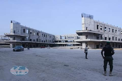 After Dunamis 100,000 Seater Church, Salvation Ministries is Building a 90,000 Auditorium too (Pictures ) 1