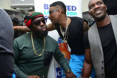 Wizkid Expresses His Love For Timaya, Check Out Timaya's Response 1