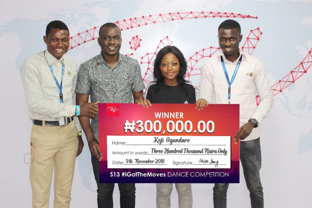 ITel Mobile's #IGotTheMoves Dance Finale: Who Took Home the 500k Prize? 1