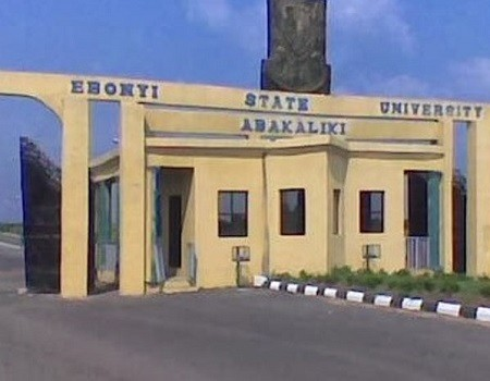 Ebonyi State University sacks 63 Lecturers, Staff for forgery and sexual harassment